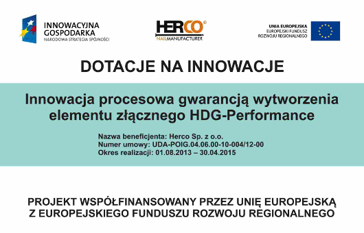 Baner HDG-PERFORMANCE